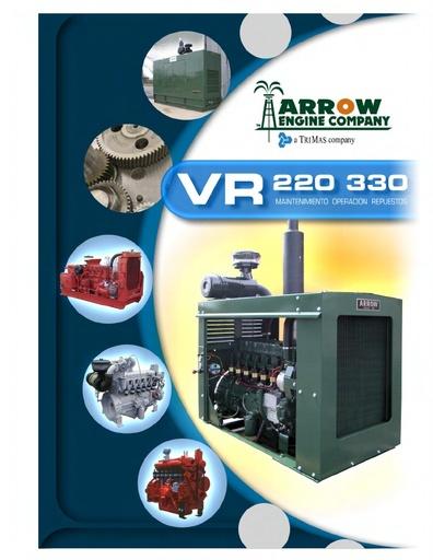 VR-Series 220/330 - ESPAÑOL